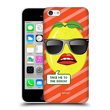 Official Emoji Happy Summer Take Me To The Beach Hard Back Case For Apple Iphone 5C