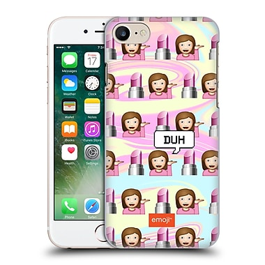 Official Emoji Speech Bubbles Sassy Lady Hard Back Case For Apple Iphone 7