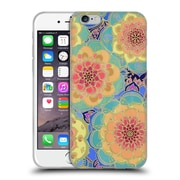 Official Micklyn Le Feuvre Florals 2 Obsession Soft Gel Case For Apple Iphone 6 / 6S