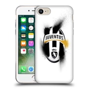 Official Juventus Football Club Crest Overspray Soft Gel Case For Apple Iphone 7