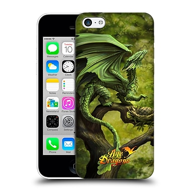 Official Anne Stokes Age Of Dragons Forest Hard Back Case For Apple Iphone 5C