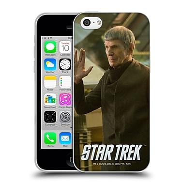 Official Star Trek Movie Stills Reboot Xi Future Spock Soft Gel Case For Apple Iphone 5C