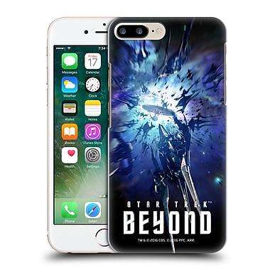 Official Star Trek Posters Beyond Xiii Swarmships Hard Back Case For Apple Iphone 7 Plus