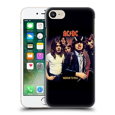 Official Ac/Dc Acdc Album Cover Highway To Hell Hard Back Case For Apple Iphone 7