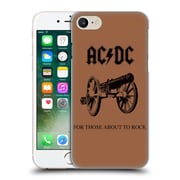 Official Ac/Dc Acdc Album Cover For Those About To Rock Hard Back Case For Apple Iphone 7