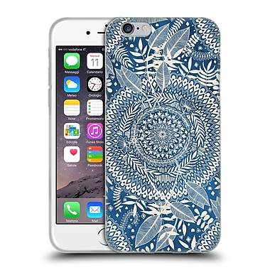 Official Micklyn Le Feuvre Doodle Patterns Diamond Soft Gel Case For Apple Iphone 6 / 6S