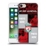 Custom Customised Personalised Liverpool Fc We Are Liverpool Hard Back Case For Apple Iphone 7