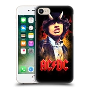 Official Ac/Dc Acdc Solo Angus Young Hard Back Case For Apple Iphone 7