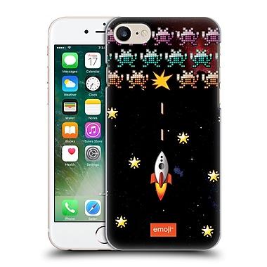 Official Emoji Space Invaders Hard Back Case For Apple Iphone 7
