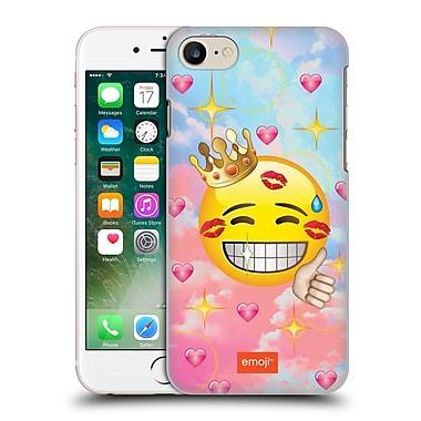 Official Emoji Smileys Kissed Hard Back Case For Apple Iphone 7