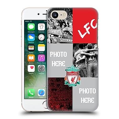 Custom Customised Personalised Liverpool Fc Celebration Crest Hard Back Case For Apple Iphone 7