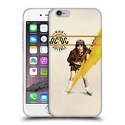 Official Ac/Dc Acdc Album Cover High Voltage Soft Gel Case For Apple Iphone 6 / 6S