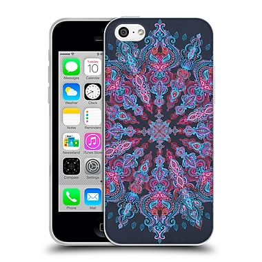 Official Micklyn Le Feuvre Mandala 3 Escapism Soft Gel Case For Apple Iphone 5C