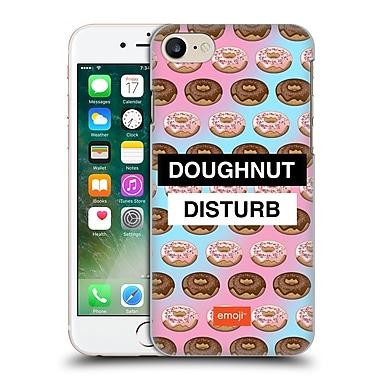 Official Emoji Food Doughnut Hard Back Case For Apple Iphone 7