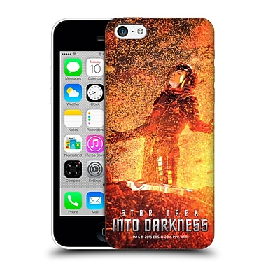 Official Star Trek Posters Into Darkness Xii Spock Hard Back Case For Apple Iphone 5C