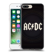 Official Ac/Dc Acdc Logo Speaker Soft Gel Case For Apple Iphone 7 Plus