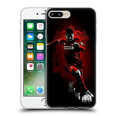 Official Liverpool Football Club Red Pride Firmino Soft Gel Case For Apple Iphone 7 Plus