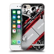 Custom Customised Personalised Liverpool Fc Red Goal Hard Back Case For Apple Iphone 7
