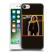 Official Ac/Dc Acdc Album Cover Powerrage Hard Back Case For Apple Iphone 7