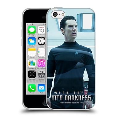 Official Star Trek Movie Stills Into Darkness Xii Khan Soft Gel Case For Apple Iphone 5C