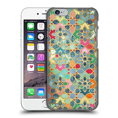 Official Micklyn Le Feuvre Moroccan Gilt And Glory Hard Back Case For Apple Iphone 6 / 6S