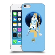 Official Manchester City Man City Fc Players Vincent Kompany Hard Back Case For Apple Iphone 5 / 5S / Se