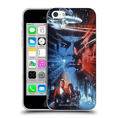 Official Star Trek Movie Posters Tos The Search For Spock Soft Gel Case For Apple Iphone 5C