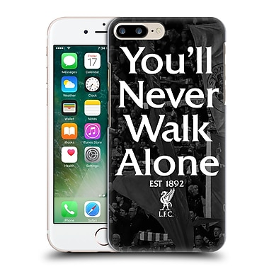 Official Liverpool Football Club Never Walk Alone Kop 1 Hard Back Case For Apple Iphone 7 Plus