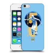 Official Manchester City Man City Fc Players Pablo Zabaleta Hard Back Case For Apple Iphone 5 / 5S / Se