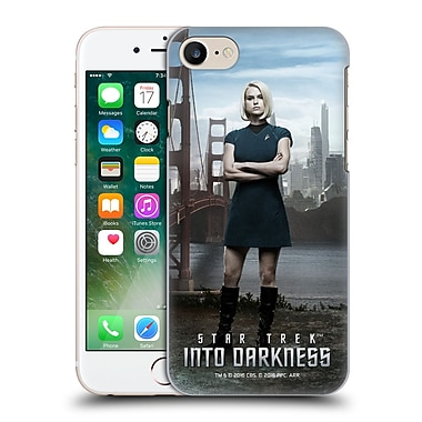 Official Star Trek Characters Into Darkness Xii Alice Hard Back Case For Apple Iphone 7