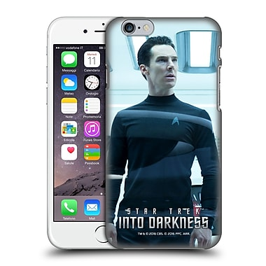 Official Star Trek Movie Stills Into Darkness Xii Khan Hard Back Case For Apple Iphone 6 / 6S