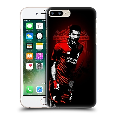 Official Liverpool Football Club Red Pride Emre Can Hard Back Case For Apple Iphone 7 Plus
