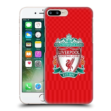 Official Liverpool Football Club Crest Designs Full Colour Home Hard Back Case For Apple Iphone 7 Plus