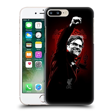 Official Liverpool Football Club Red Pride Klopp Hard Back Case For Apple Iphone 7 Plus