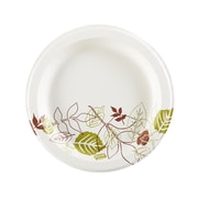 """Dixie Ultra Pathways Heavy-Weight Paper Plates, 8.5"""", 125/Pack (SXP9PATH)"""