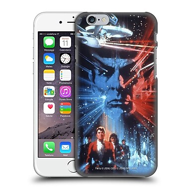 Official Star Trek Movie Posters Tos The Search For Spock Hard Back Case For Apple Iphone 6 / 6S