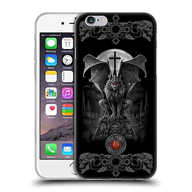 Official Anne Stokes Tribal Gargoyle Soft Gel Case For Apple Iphone 6 / 6S