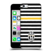 Official Juventus Football Club Lifestyle Horizontal Stripes Hard Back Case For Apple Iphone 5C
