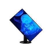 "V7 L27HAS2K-2N 2GV304 27"" LED Monitor, Black"