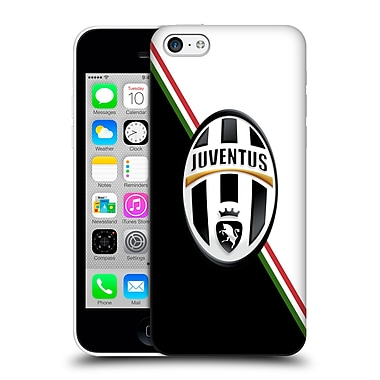 Official Juventus Football Club Crest Italia Hard Back Case For Apple Iphone 5C