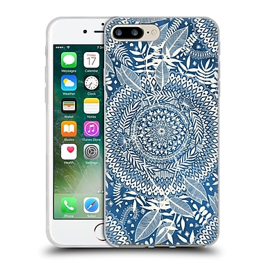 Official Micklyn Le Feuvre Doodle Patterns Diamond Soft Gel Case For Apple Iphone 7 Plus