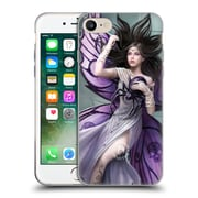 Official Anne Stokes Dark Hearts Silk Lure Soft Gel Case For Apple Iphone 7