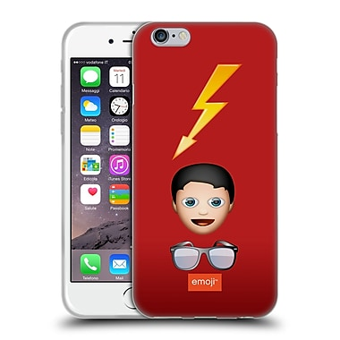 Official Emoji Movies And Series Lightning Boy Soft Gel Case For Apple Iphone 6 / 6S