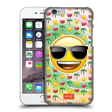 Official Emoji Smileys Summer Hard Back Case For Apple Iphone 6 / 6S