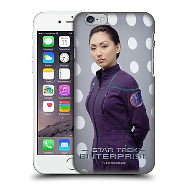 Official Star Trek Iconic Characters Ent Hoshi Sato Hard Back Case For Apple Iphone 6 / 6S