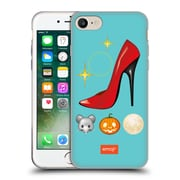 Official Emoji Movies And Series Sparkly Shoe Soft Gel Case For Apple Iphone 7