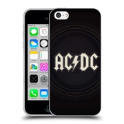 Official Ac/Dc Acdc Logo Speaker Soft Gel Case For Apple Iphone 5C