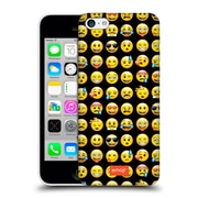 Official Emoji Smileys Pattern Hard Back Case For Apple Iphone 5C