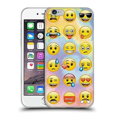 Official Emoji Smileys Moods Soft Gel Case For Apple Iphone 6 / 6S