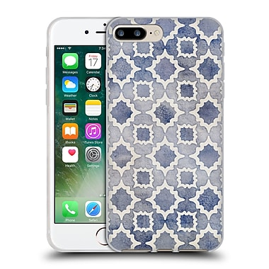 Official Micklyn Le Feuvre Moroccan Worn And Faded Soft Gel Case For Apple Iphone 7 Plus
